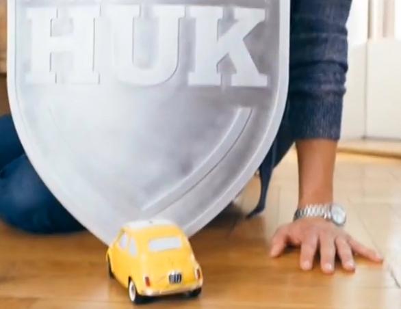TV-Werbung: HUK-Coburg und Sinalco