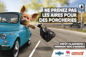 Fiat 500 Müll