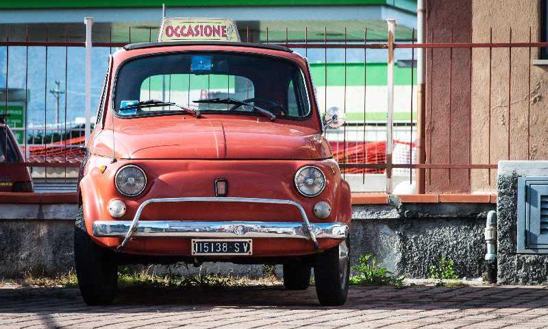 "Fiat 500 ""Occasione"""