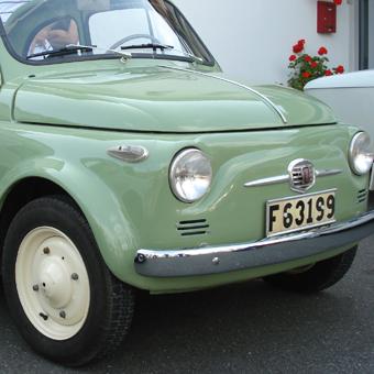 Nuova 500