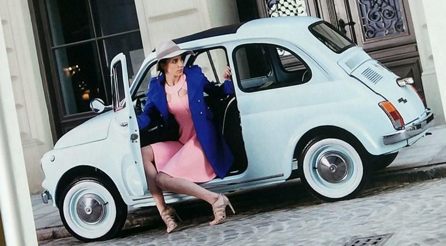 Fiat 500 - Bewegte Zeiten